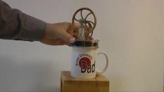 An Elegant Machine - The Stirling Engine