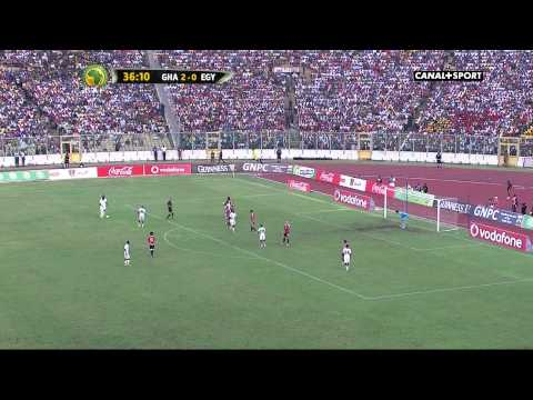 Black Stars whip Egypt 6-1 in World Cup qualifiers