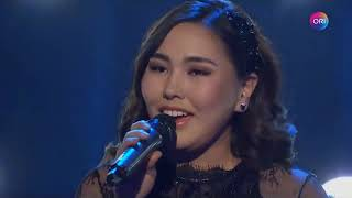 """Enguun """"Never Enough"""" """"The Voice Of Mongolia 2018"""" Champion"""