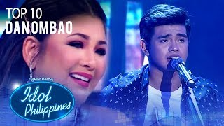 Dan Ombao performs Cool Off | Live Round | Idol Philippines 2019