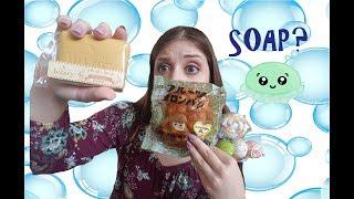 SOAP SQUISHY??