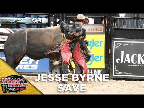 WORLD FINALS: Jesse Byrne Takes a Kick to The Back To Save Dalton Kasel | 2019