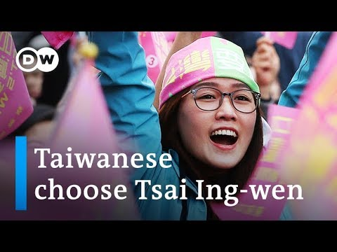 Taiwan elections: Voters send China a resounding 'no thanks' | DW News