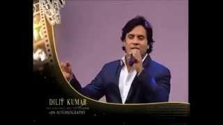 Javed Ali Performing on Dilip Kumar Sahab's Autobiography Launch