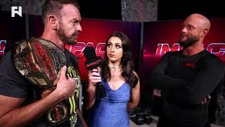 Christian Cage & Josh Alexander vs. Madman Fulton & Ace Austin   IMPACT Thursday at 8 p.m. ET