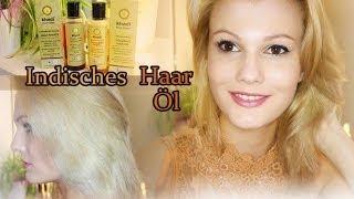HAARWUCHSMITTEL für kräftige, glänzende HAARE / Khadi Vitalisierendes Haaröl