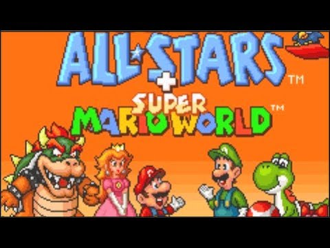 Super mario all stars скачать