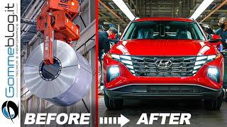 2022 Hyundai Tucson (2021) - PRODUCTION (USA Car Factory)
