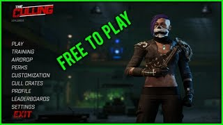 The culling, Free to play Remade battle royal 2018