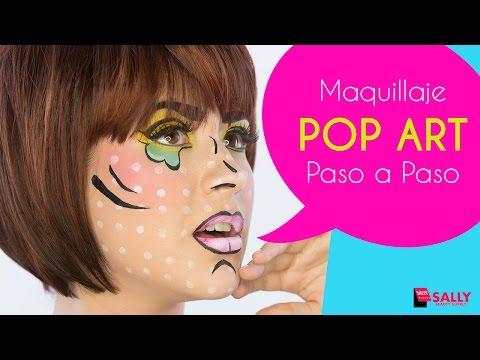 Disfraz POP ART Paso a Paso