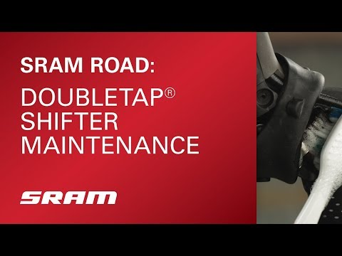 SRAM DoubleTap® Shifter Maintenance