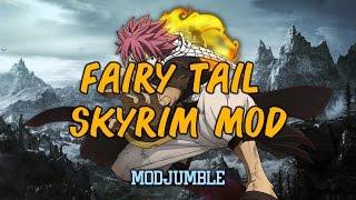Skyrim Fairy Tail Dragon Slayer Overhaul