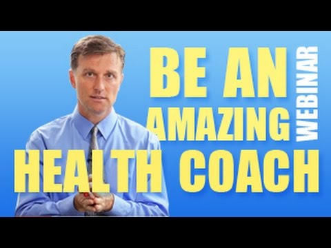 Become an Amazing Health Coach: Webinar - YouTube