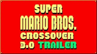 Picture of a game: Super Mario Bros. Crossover