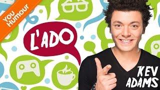 KEV ADAMS - L'ado