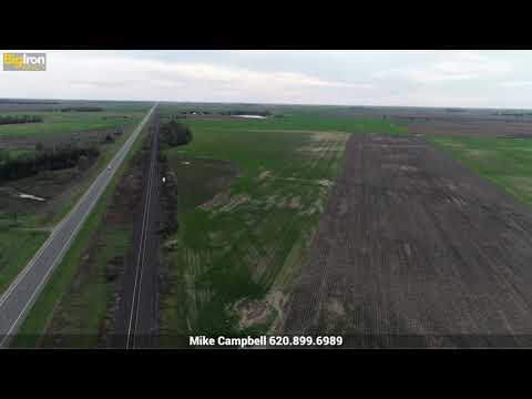 Land Auction 142.7+/- Acres Pratt County, Kansas (Surface Rights Only)