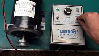 402867 - Leeson Speedmaster Motor Control - MM23202D-0163
