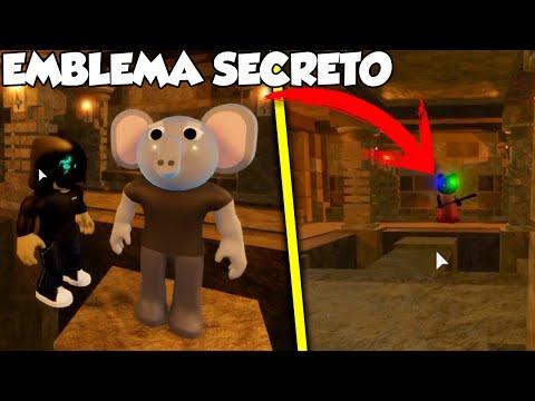 COMO CONSEGUIR EL EMBLEMA OCULTO DE PIGGY