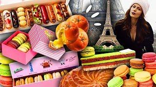 PROBANDO LOS MEJORES POSTRES DE PARIS 💕 | DACOSTA'S BAKERY