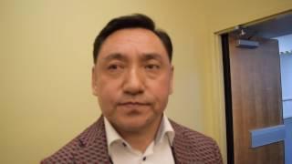 Бауыржан Оспанов: Қанат Ислам Экспо кезінде Астанада жекпе-жек өткізеді