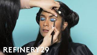 I Got Transformed Into Mindy Kaling | Beauty Evolution | Refinery29