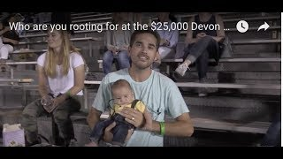Paws and Rewind asks . . . Who are you rooting for at the $25,000 Devon Fall Classic Grand Prix?