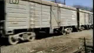 preview picture of video 'Tren de NCA pasando por General Roca'