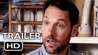 Fun Mom Dinner Official Trailer #1 (2017) Paul Rudd, Adam Levine Comedy Movie HD