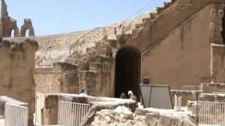 preview picture of video 'KOLOSEUM EL JEM 2009'