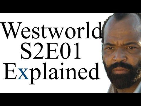 Westworld S2E01 Explained