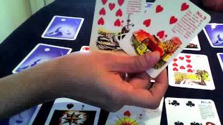 Gypsy Card reading for M