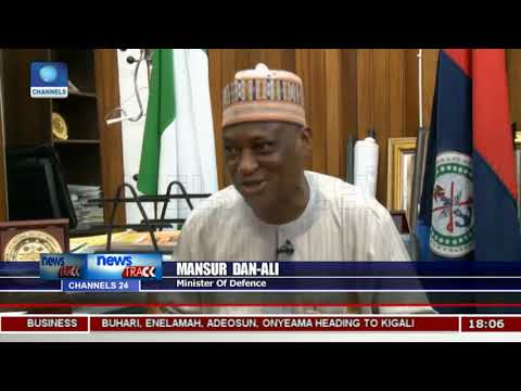 Defence minister says abducted Dapchi girls will be rescued soon