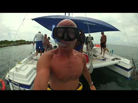 Boat Trip Part 1 Playa Car Mexico