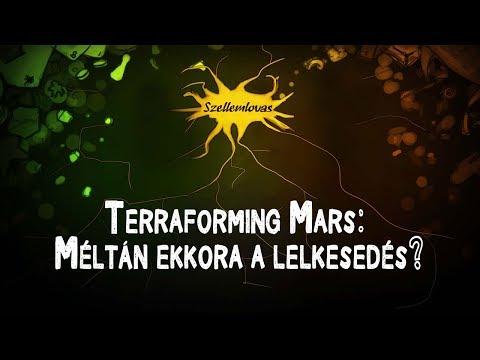 Terraforming Mars | Méltán ekkora a lelkesedés? - Szellemlovas