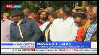 Rift in NASA: Looming cracks in NASA ahead of planned oath