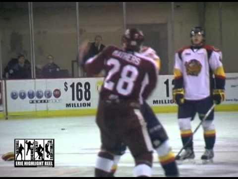 Johnny McGuire vs. Derek Mathers