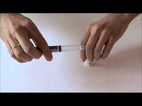 Los resultados de los análisis de sangre para la insulina de azúcar