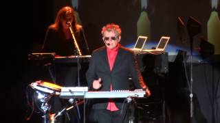 """King for a Day"" Tom Bailey(Thompson Twins)@Keswick Theatre Glenside, PA 8/22/14"