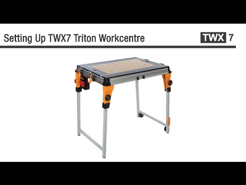Triton TWX7 Workcentre - Instructions