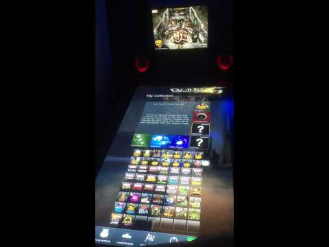 Cabinet mode With backglass :: Pinball FX2 General Discussions