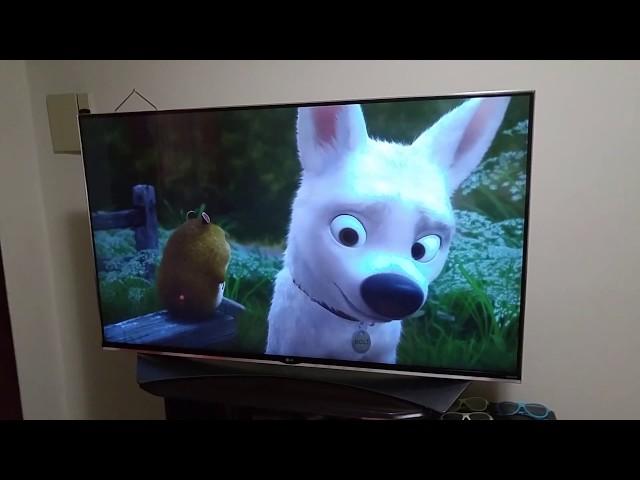 TV LG Ultra HD 55UF9500