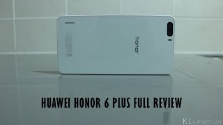Honor 6 Plus Full Review: The Rise Of The Bionic Parallel Dual Camera Smartphone