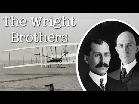 Biography of the Wright Brothers for Children: Orville and Wilbur Wright for Kids - FreeSchool