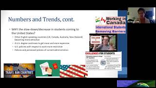 """""""Foreign Student Contribution to Higher Education and the Impact of COVID 19"""""""