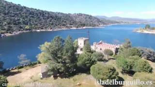 Video del alojamiento Castillo de La Isla del Burguillo