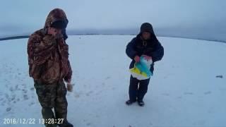 Рыбалка зимой в вышнем волочке