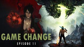Transforming Skyrim into Dragon Age