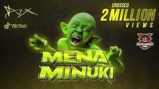 [DJ-X] Mena Minuki Mix | Tamil Folk Hits • Exclusive 100K Subscribers (2021)
