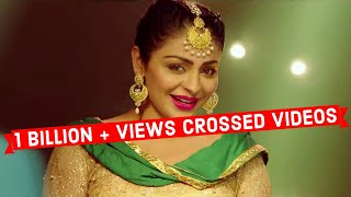 Top 10 Most Viewed Indian Videos on YouTube   1 Billion + Views Crossed Indian Videos on Youtube