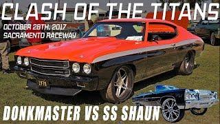 DonkMaster vs SS Shaun